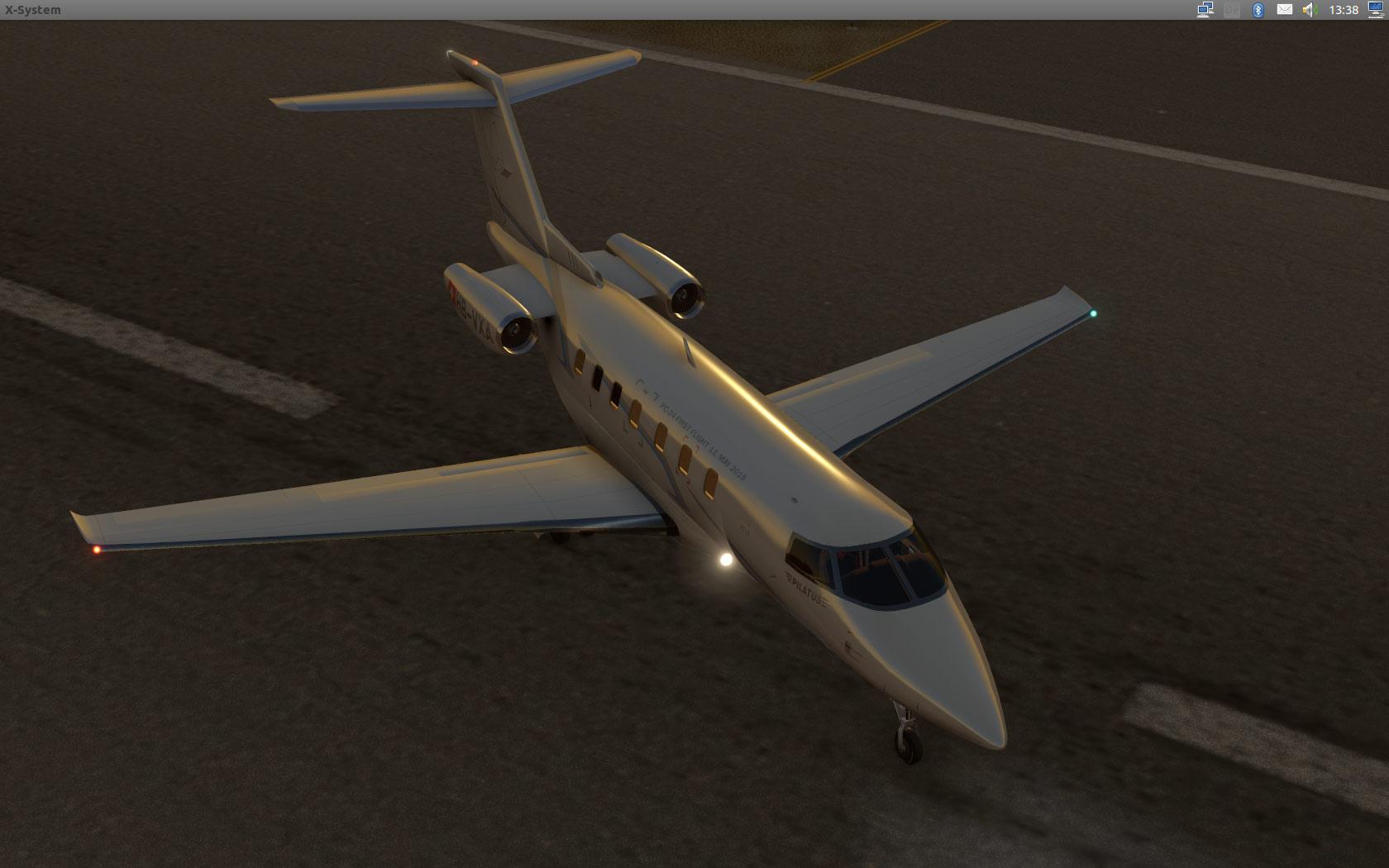 Pilatus PC-24 - The X-Plane General Discussions Forum - The