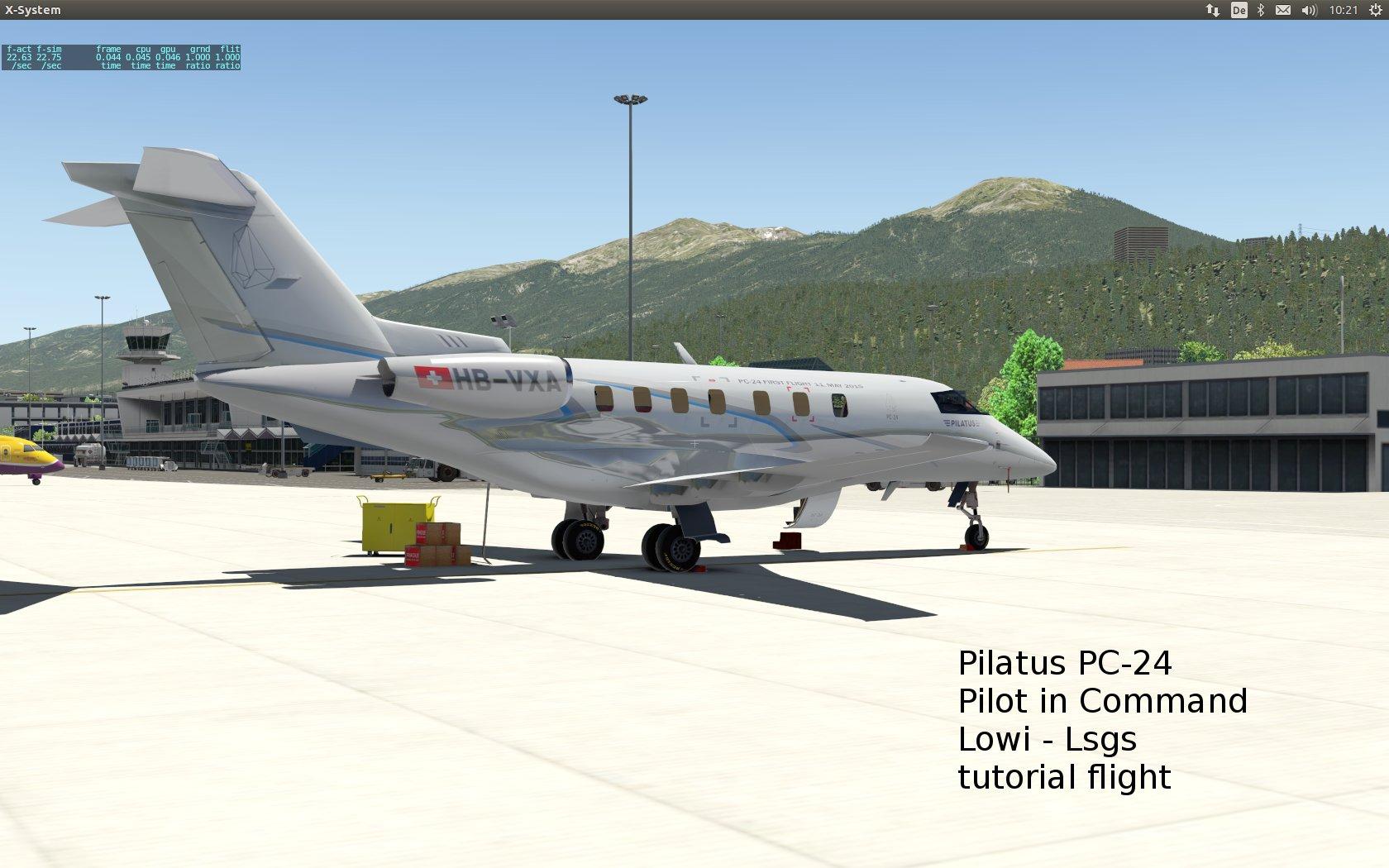 flight pilot pc